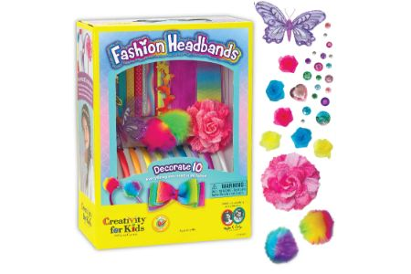 This is the image of Creative Fashion Headband Kits