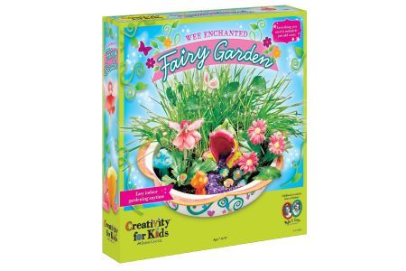 This is the image of Enchanted Garden Craft Kit