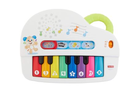 This is the image of Fisher-Price Piano