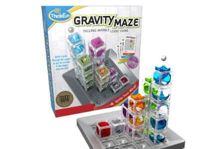 This is the image of Gravity Maze Marble Game