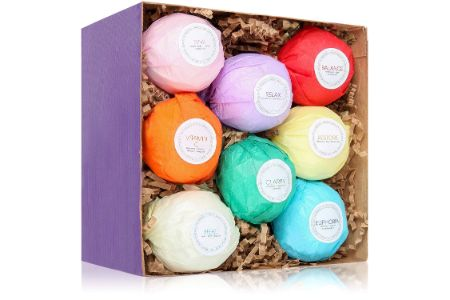 This is the image of HanZa Bath Bombs