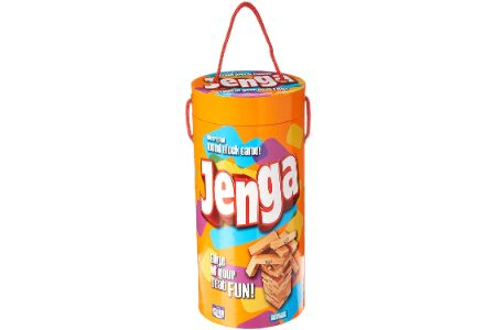 This is the image of Hasbro Jenga Game