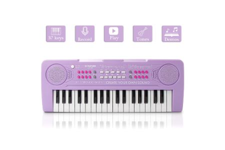 This is the image of JINRUCHE Electronic Keyboard