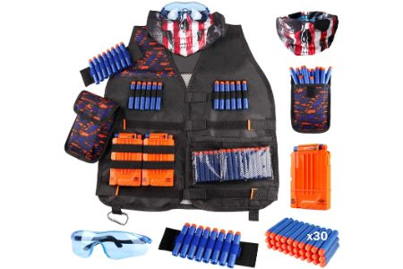 This is the image of Kids Tactical Vest