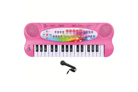 This is the image of Lightahead Electronic Keyboard