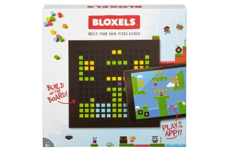 This is the image of Mattel Bloxels Video Game