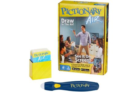 This is the image of Mattel Pictionary Game