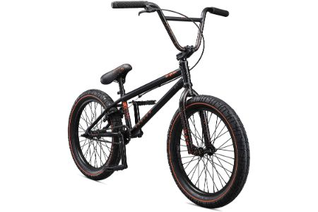 This is the image of Mongoose Freestyle BMX Bike