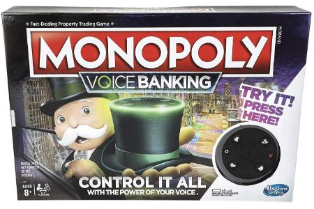 This is the image of Monopoly Board Game
