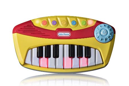 This is the image of Playkidz Electronic Keyboard