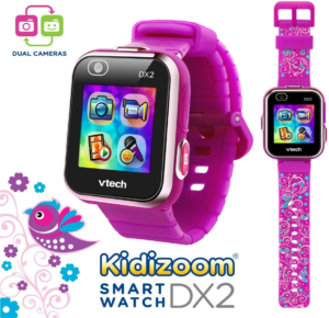this is an image of the vtech kidizoom smartwatch