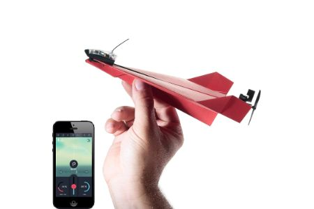 This is the image of Smartphone Controlled Paperplanes