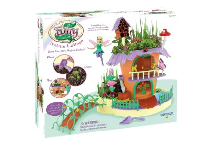 This is the image of The Fairy Garden Playset
