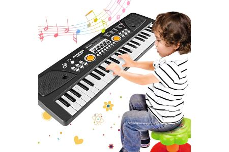 This is the image of WOSTOO Piano Keyboard