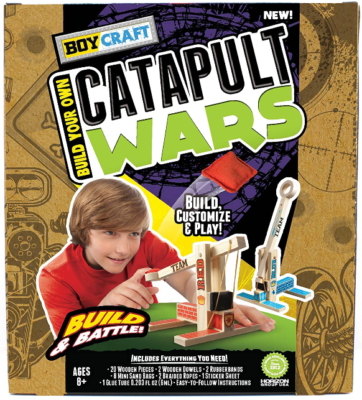 This is an image of boy's craft wars by horizon group