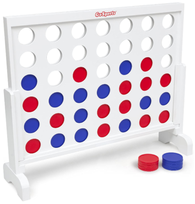 This is an image of kid's Giant wooden Row classic by GoSports