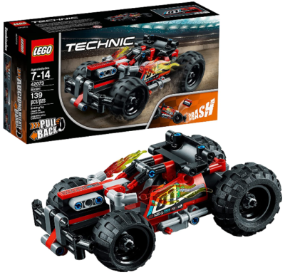 This is an image of kid's Technic bash building kit