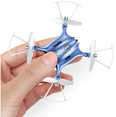 This is an image of kid's Mini drone with RC