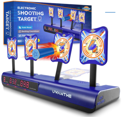 This is an image of kid's Electronic shooting target