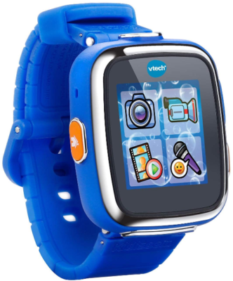 This is an image of kid's Smartwatch royal blue by VTech