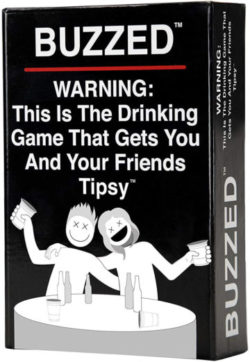 This is an image of Buzzed - A drinking game