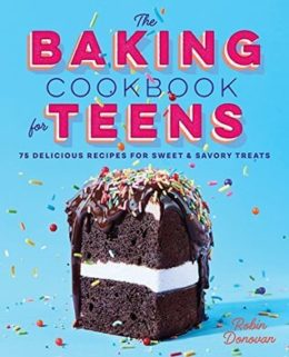 This is an image of Baking Cookbook for Women
