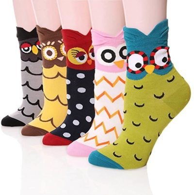 This is an image of Animal Themed Socks for Women