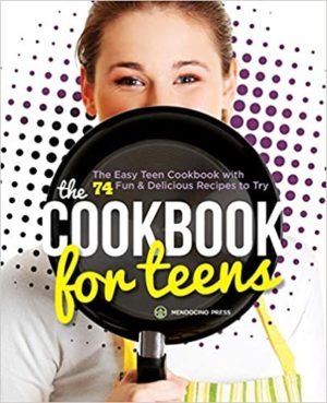 This is an image of Cookbook for Teens