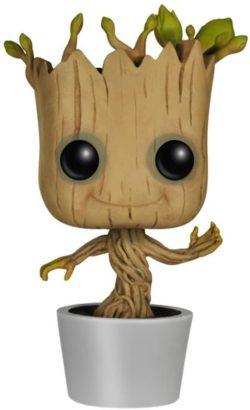 Image of Marvel's Groot Bobble-Head